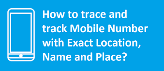 Trace Mobile Number with Exact Name, Operator and Location