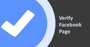 Verify Facebook Page with Grey Badge – 2016