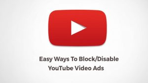 Trick To Block/Remove Ads in Youtube Android App