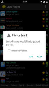 Remove/Uninstall System Apps in Android Using Lucky Patcher