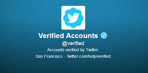 Now Anyone Can Request for a Verified Account on Twitter