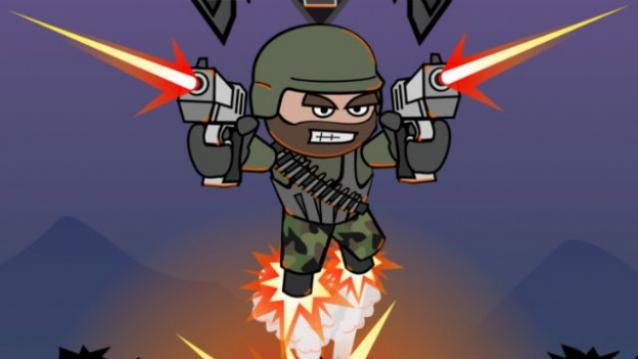 Download Doodle Army 2 Mini Militia For iPhone ( Latest version)