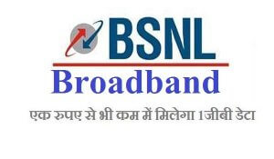BSNL Offering 2Mbps Unlimited Broadband Plan at Just Rs.249 (300 GB Data- Rs 249 Plan)