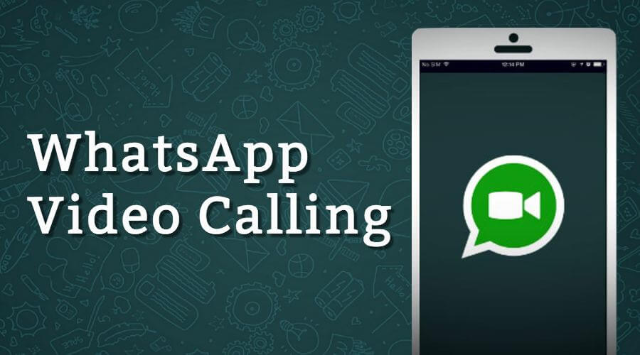 activate whatsapp video calling
