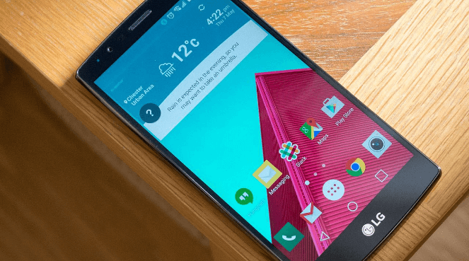 The LG G6 will be an extremely safe phone