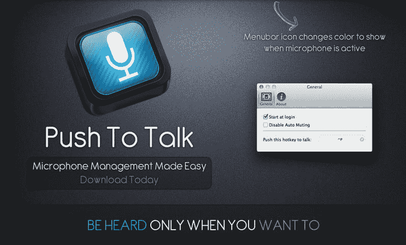 How To Enable Push to Talk Skype : Skype Push to Talk