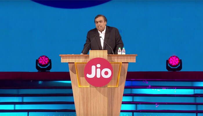 Jio Prime Membership at Rs 99 for 1 year from April 2017