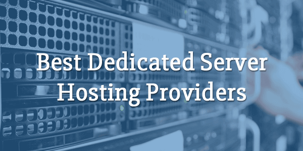 best dedicated hosting providers in india