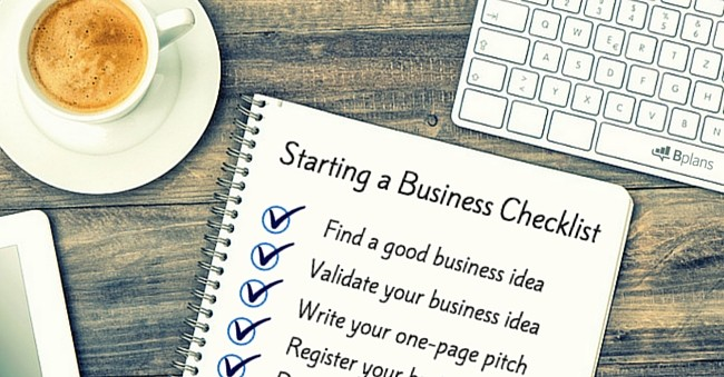 Things to consider during a business startup