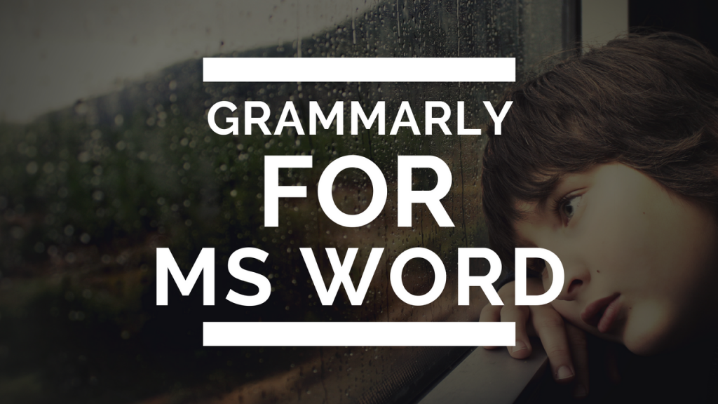grammarly for ms word